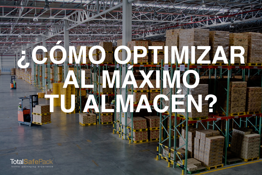 optimizar tu almacén