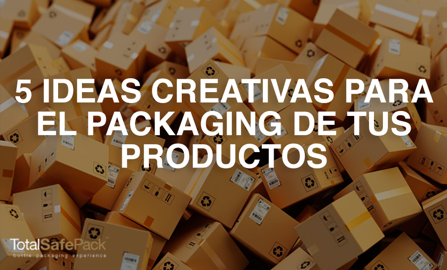 ideas creativas packaging